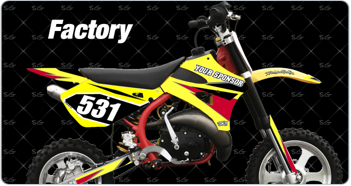 factory motocross graphics for cobra