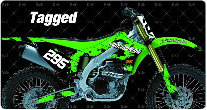tagged kawasaki motocross graphics pre made motocross graphics for your dirt bike